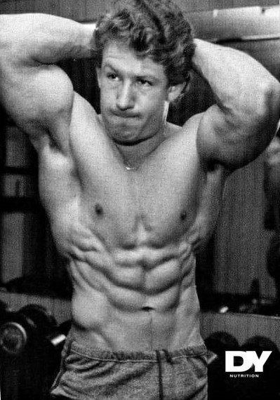 Dedication. Motivation. The need to strive for better. The 3 main atributes  that Dorian Yates used throught his bodybuilding career from the very begining until the end when he stopped competing for the Mr. Olympia title.