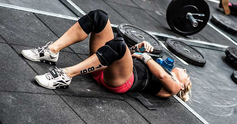 CrossFit like any other sport is consuming as to what regards energy, stamina, etc.